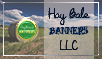 Hay Bale Banners LLC - Official Site - HayBoard Banners & Signs for Hay Bales